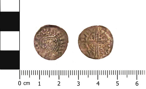 BERK-D8A199: Medieval coin: Penny of Henry III