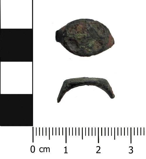 BERK-F51C2C: Roman finger ring: Finger ring