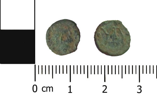 BERK-1A7DC5: Roman coin:Barbarous radiate