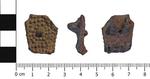 OXON-BAAEB9: Early-medieval brooch: Unidentified brooch
