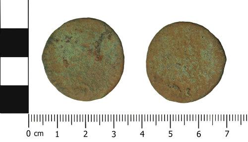 OXON-2EAC9D: Roman coin: Sestertius of Trajan