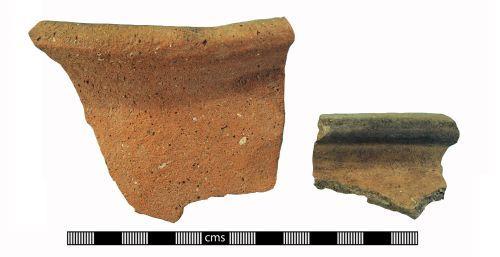 BERK-A00FC2: Lower Radley: Medieval pottery