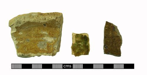 BERK-A0A634: Lower Radley: Medieval pottery