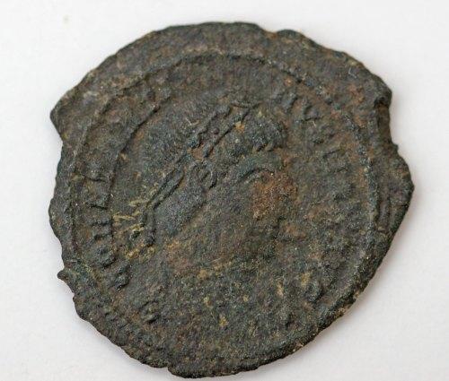 BERK-4BFCE1: Roman coin: Nummus of Constantine I (obverse)