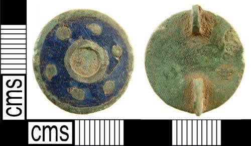 WILT-FD6F98: Roman disc brooch