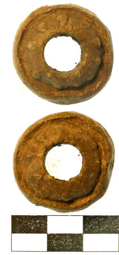 SWYOR-75C9E1: Spindle whorl