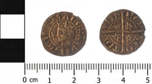 SWYOR-509F91: Scottish penny of Alexander III