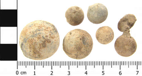 Dating musket balls in the civil war 6