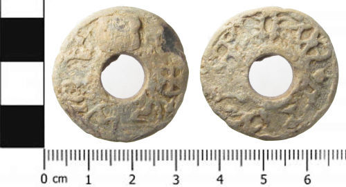 SWYOR-D89352: Spindle Whorl