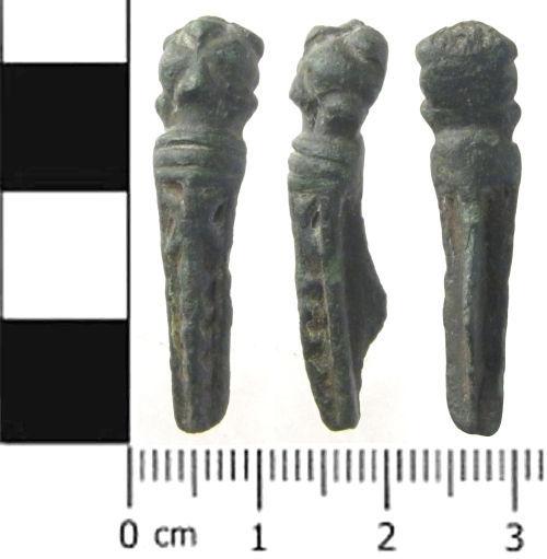 SWYOR-121657: Romman trumpet brooch