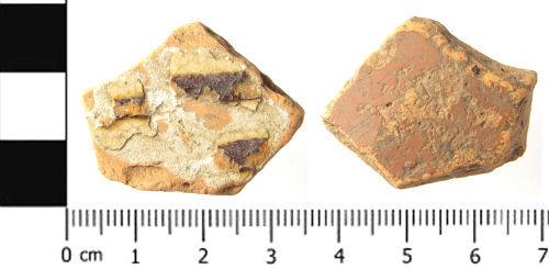 SWYOR-DF9782: Post Medieval ceramic vessel