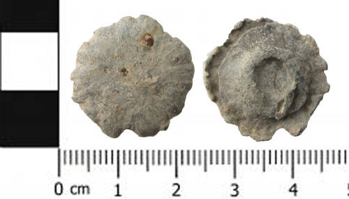 SWYOR-28D0B5: Post Medieval musket ball