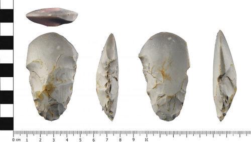SWYOR-CDDF43: Neolithic polished axe