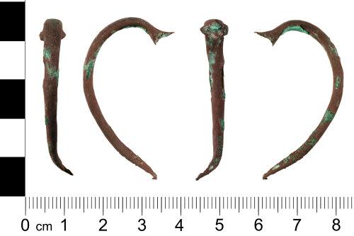 SWYOR-F32983: Roman Colchester brooch