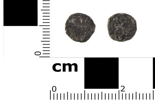 SWYOR-59E569: Silver coin of unknown date