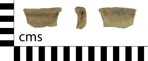 A resized image of Roman ceramic vessel
