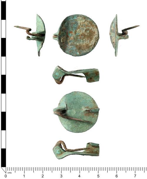 SWYOR-896690: Roman disc brooch