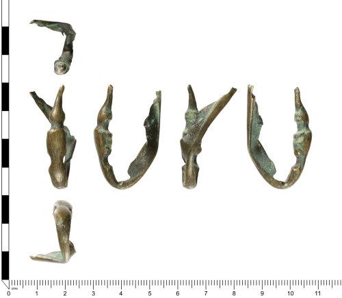 SWYOR-88FD3D: Iron Age or Roman brooch