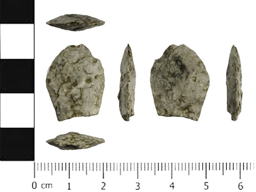 SWYOR-876AD9: Neolithic or Bronze Age lithic implement