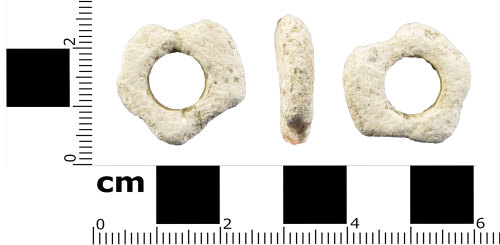 SWYOR-231D48: Early Medieval to Medieval spindle whorl
