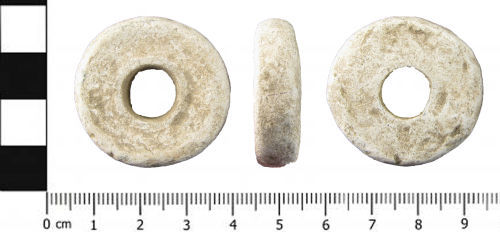 SWYOR-9909E4: Spindle whorl of unknown date