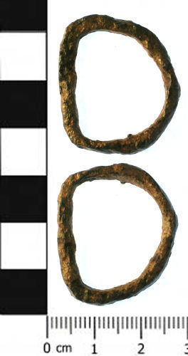 SWYOR-2FFD52: post medieval D buckle