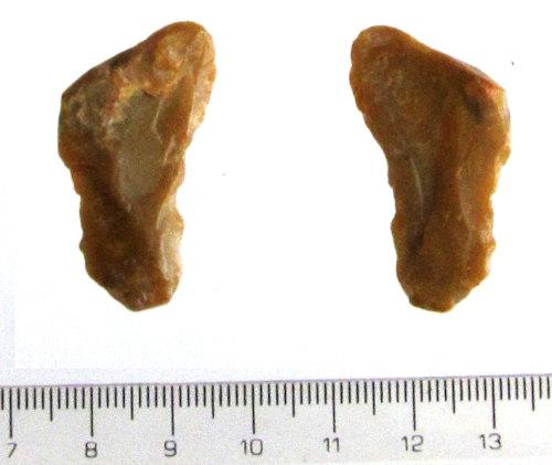 SWYOR-137334: Neolithic debitage flake
