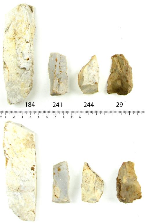 SWYOR-2246F7: Neolithic debitage chunks