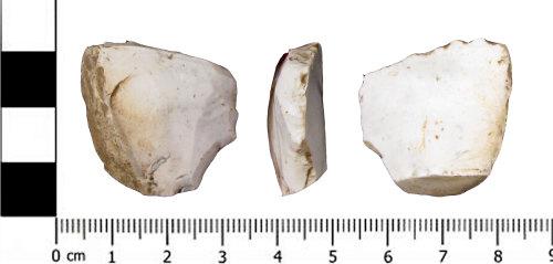 SWYOR-2515FD: Neolithic to Bronze Age scraper