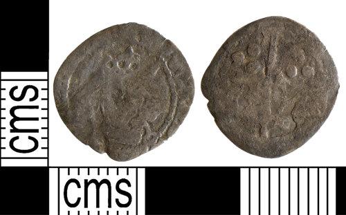 YORYM-15359B: Medieval coin : penny of Edward IV