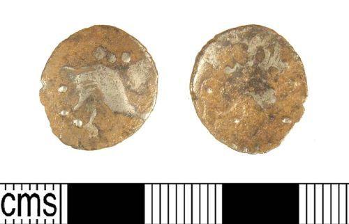 LIN-695B16: Late Iron Age silver unit