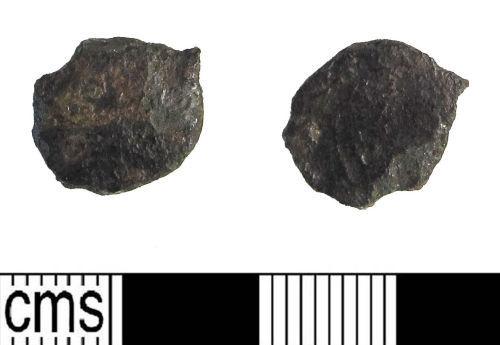 LIN-3EDB56: Late Roman copper alloy nummus