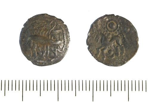 LIN-98E612: Late Iron Age silver unit