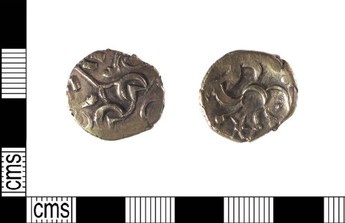 LIN-29F913: Late Iron Age gold stater
