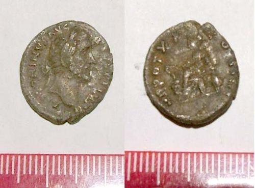 LIN-963144: Roman coin