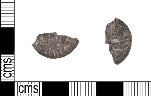 LIN-54ED79: Anglo-Saxon silver penny