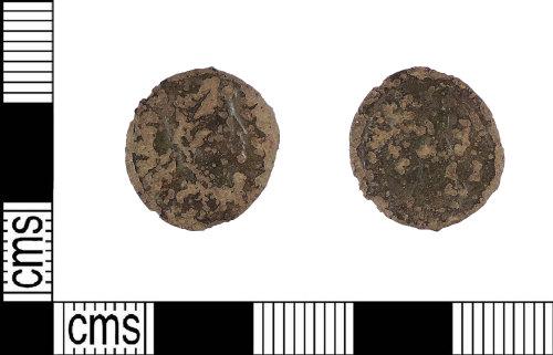 LIN-583F39: Roman copper alloy nummus