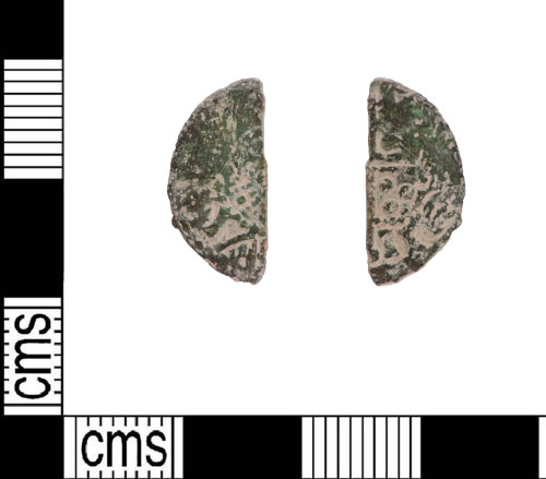 LIN-5C3CE9: Contemporary copy of a medieval penny