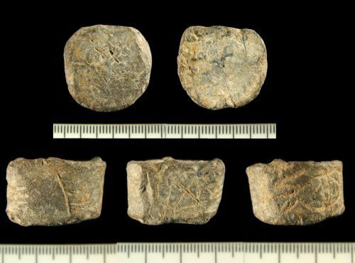 LIN-7D2361: Probable Anglo-Saxon lead weight