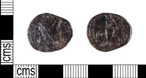 LIN-8B9E4D: Roman silver denarius