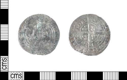 LIN-9486E5: Medieval silver groat