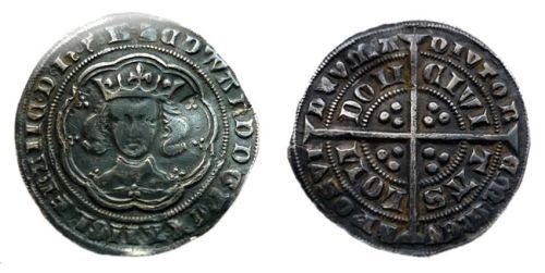 LIN-189603: Medieval silver groat
