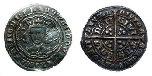 LIN-189603: Medieval silver groat