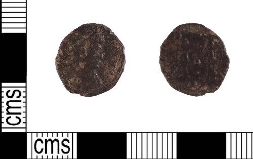 LIN-ABE6DF: Roman copper alloy nummus