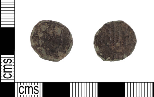 LIN-AC6485: Roman copper alloy nummus