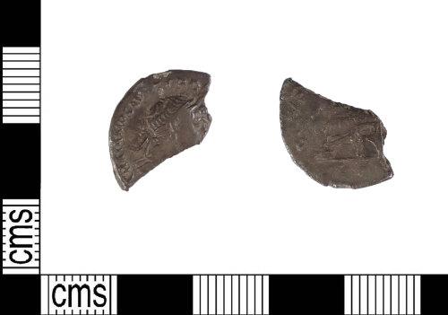 LIN-D8BBC2: Roman silver denarius