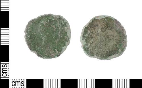 LIN-E7293A: Roman copper alloy sestertius