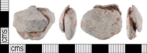 PUBLIC-5A80D5: Roman or medieval copper alloy potmend