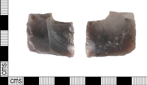 PUBLIC-A826F3: Modern flint gunflint