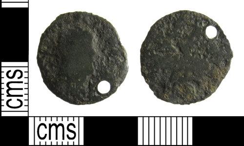 BUC-3F010D: Roman coin: nummus